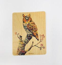 Night Owl Paper Goods Owl