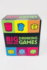 Hachette Group Bad ass Drink Game