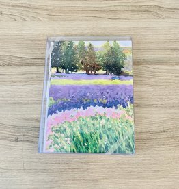 Allport Editions Fields of Lavender - Boxed TY