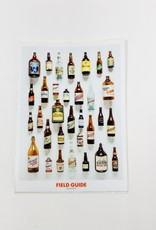 Field Guide Beer Sticker