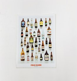 Field Guide Beer Sticker