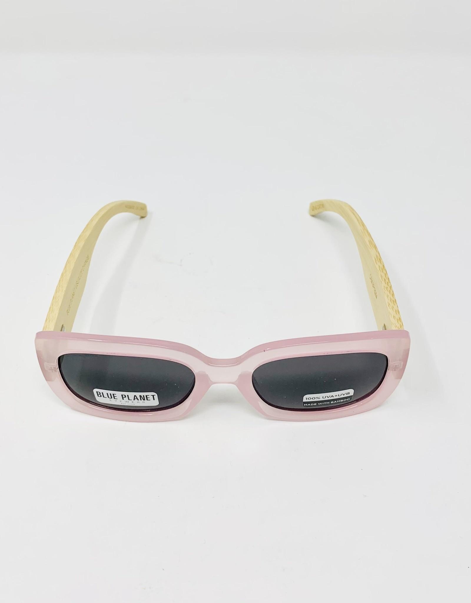 Blue Planet Eyewear Cam-Pink Sunglasses