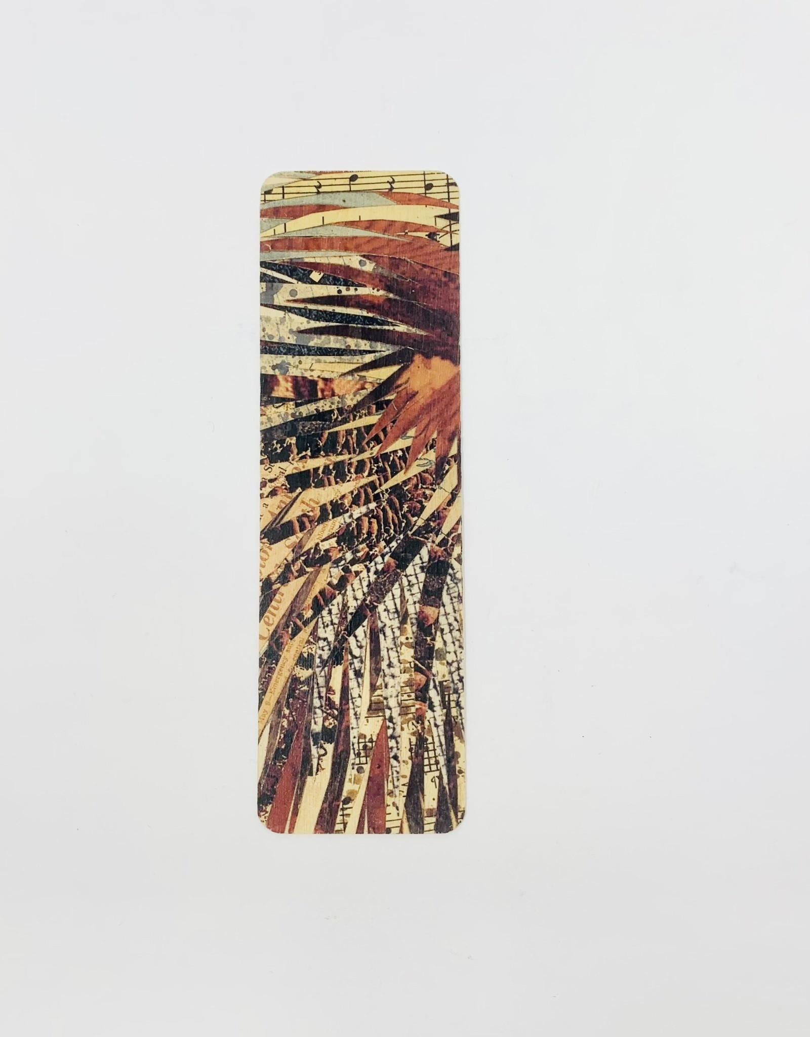 Night Owl Paper Goods Wood Bookmark