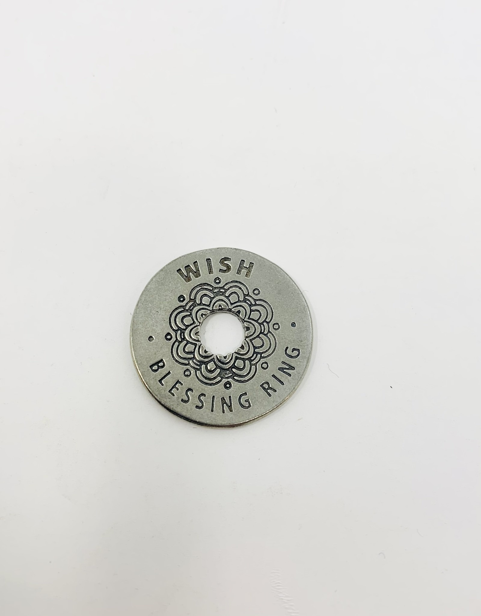 Whitney Howard Designs Wish Blessing Coin