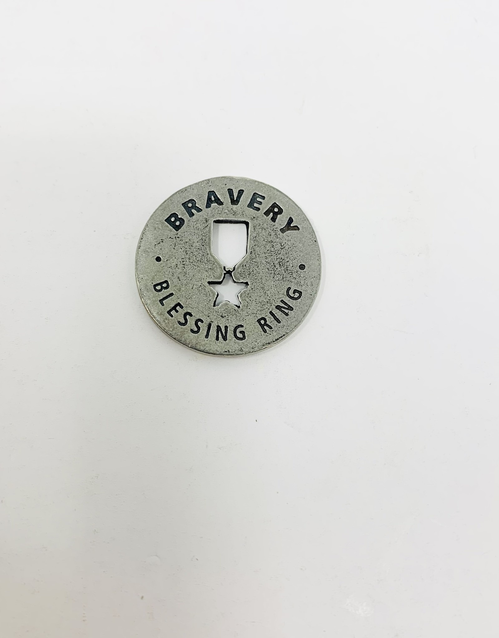 Whitney Howard Designs Bravery Blessing Coin