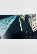 Jason Savage Prayer Flag Portland Postcard