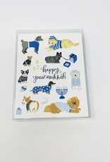 Waste Not Paper Happy Pawnukkah - Boxed