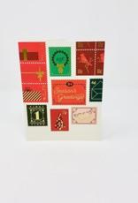 Snow & Graham Seasons Greetings Stamps