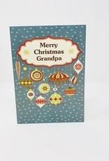 Design Design Grandpa ornaments