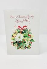 Design Design Loving Wife Wreath