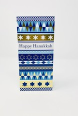 Design Design Money Card Hanukkah row of Symbols