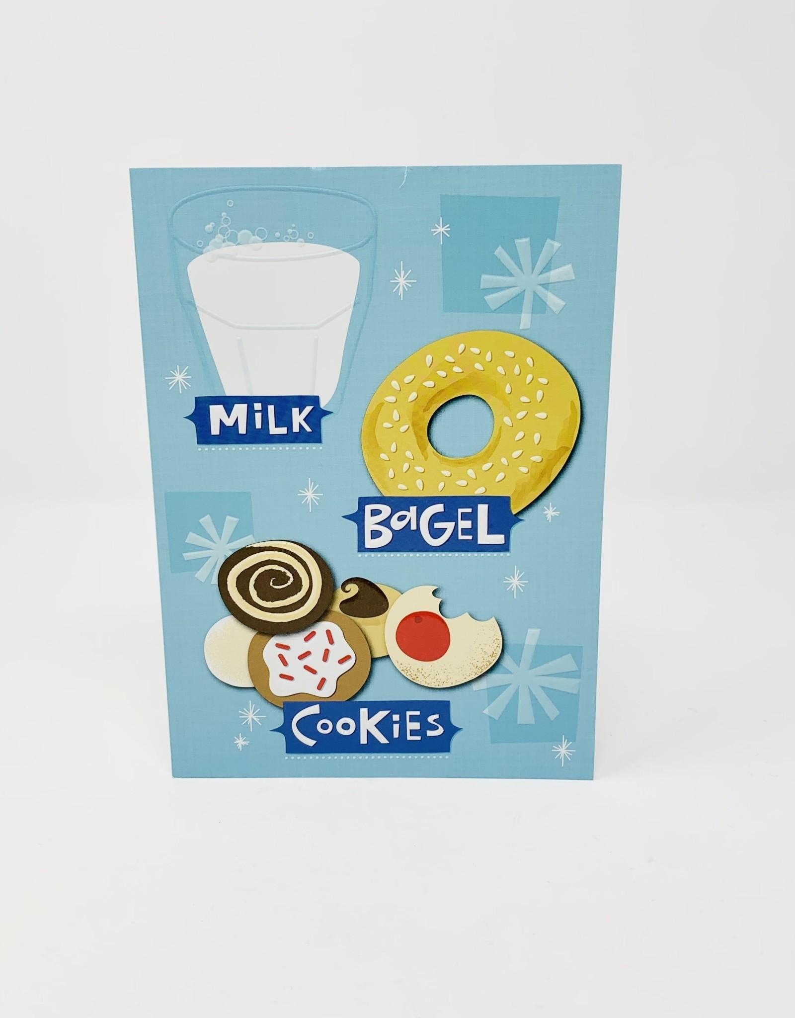 Design Design Milk Bagel Cookies