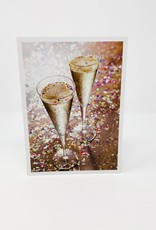 Palm Press Confetti Champagne Glasses