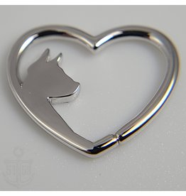 Junipurr Jewelry Puppy Love Seam Ring in Gold