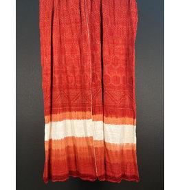 Sidr Craft Mumtaz Shawl Crimson