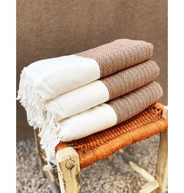 Comptoir Pic Pic Towel Orange