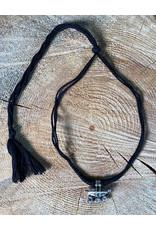 Jaipur Silver Handmade Taviz Necklace VII