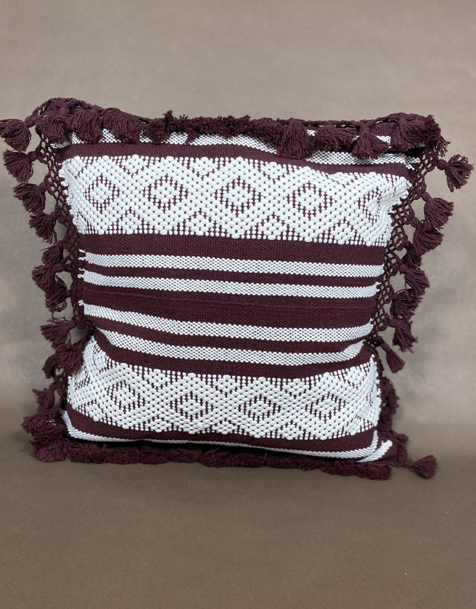 Ocotlan Pillow Merlot