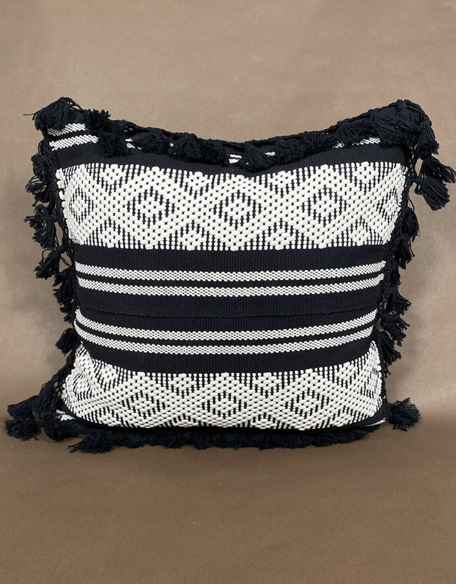 Ocotlan Pillow Black