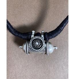 Jaipur Silver Handmade Taviz Necklace VIII