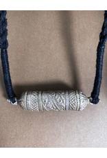 Jaipur Silver Handmade Taviz Necklace II