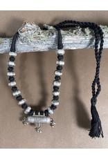 Jaipur Silver Handmade Taviz Necklace III