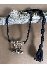 Jaipur Silver Handmade Taviz Necklace V