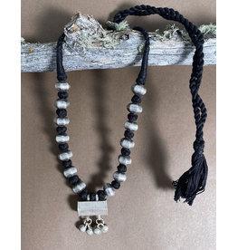 Jaipur Silver Handmade Taviz Necklace IV