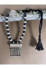 Jaipur Silver Handmade Taviz Necklace I