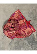 SHE Saumya Scarf Metropolis Crimson