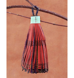 Timidwa Tuareg Small Leather Tassel