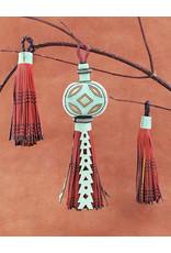Timidwa Tuareg Small Leather Tassel
