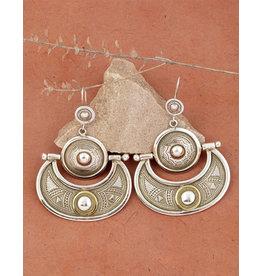 Timidwa Lunja Desert Moon Earrings