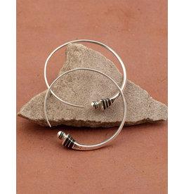 Timidwa Lalla Hoop Earrings