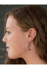 Timidwa Lalla Hoop Earrings