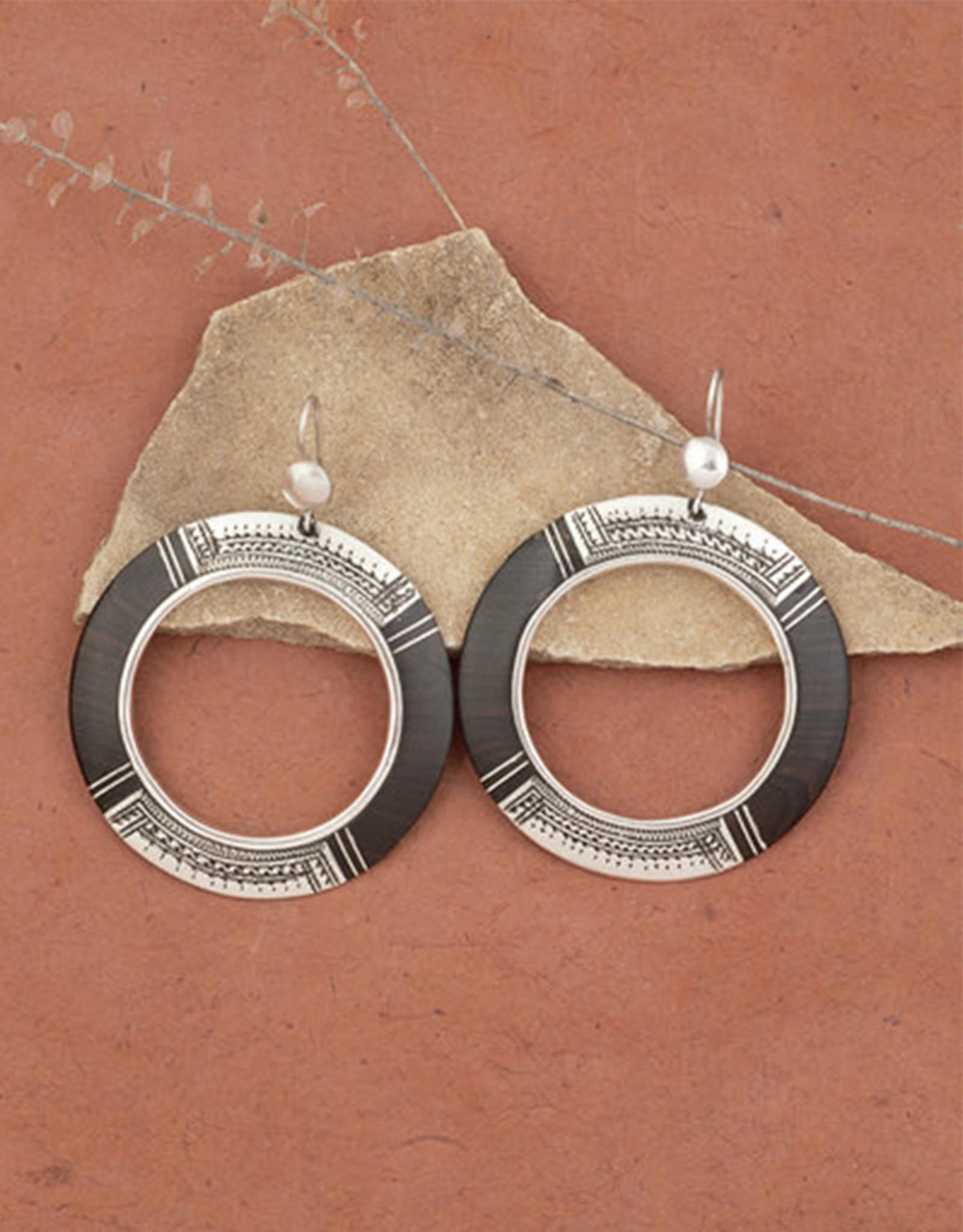 Timidwa Kahina Earrings