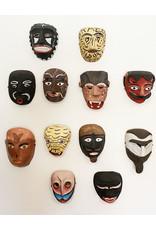 Manuel Reyes Cuanegro Mask