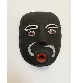 Manuel Reyes Tusked Negrito Mask