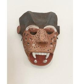 Manuel Reyes Tigre Mask