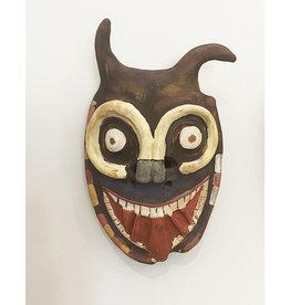 Manuel Reyes Diablito Mask