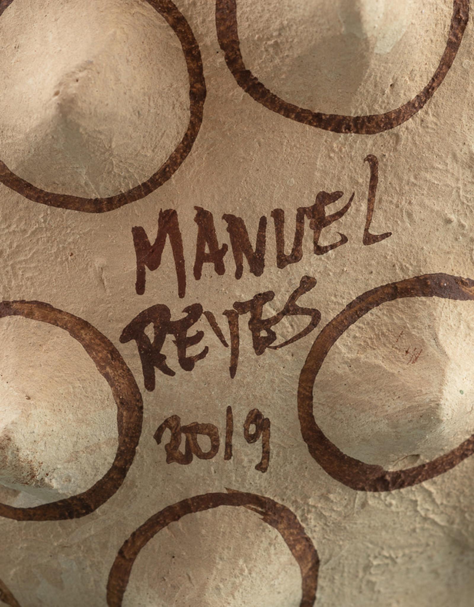Manuel Reyes El Pochote Pot Large Tan