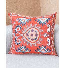 Nazarov Family Umai Pillow Hibiscus