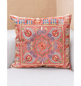 Nazarov Family Kismet Pillow Berry
