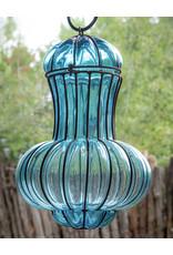 Salaheddin Deir Ezzor Lantern Turquoise