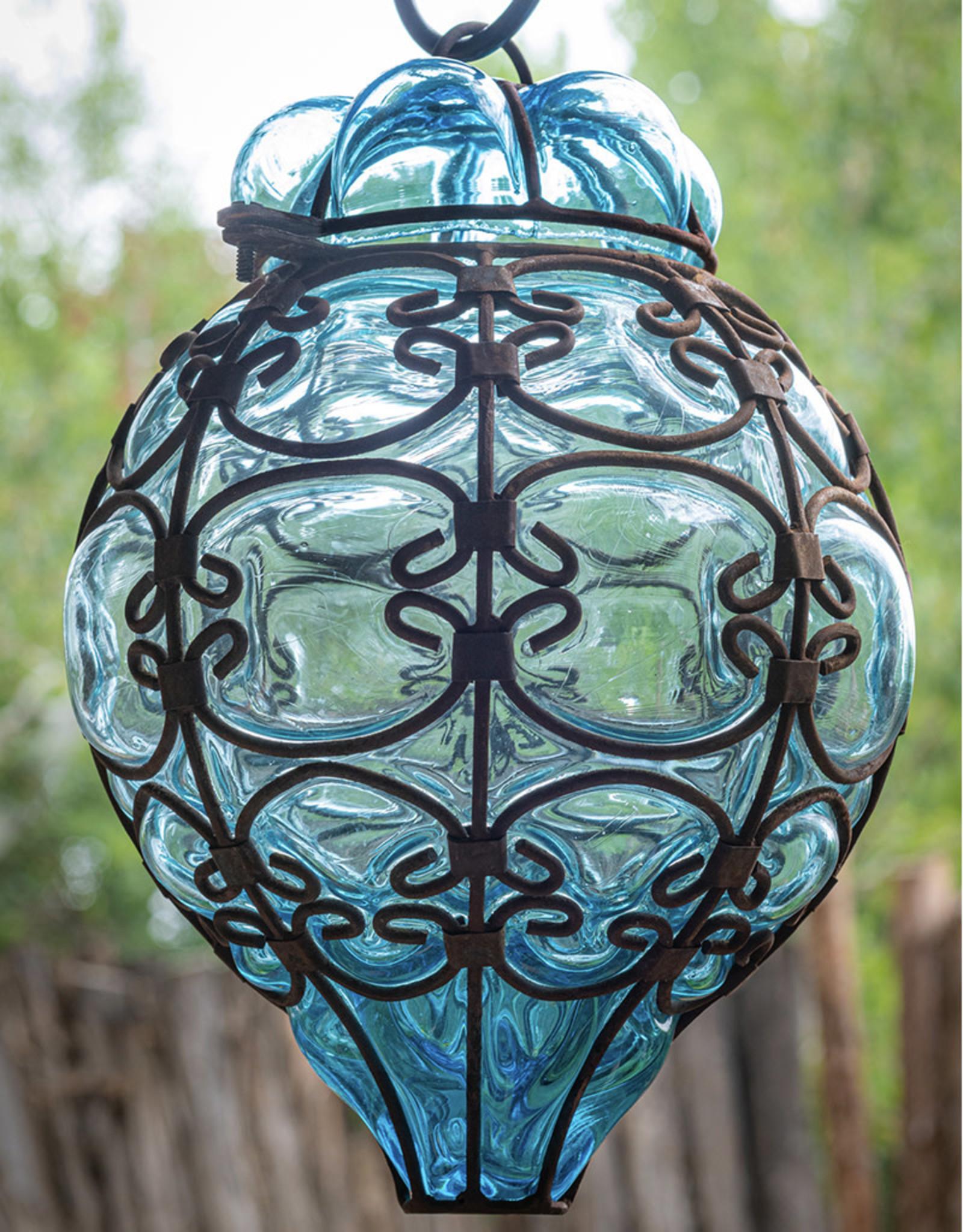 Salaheddin Venetian Lantern Turquoise