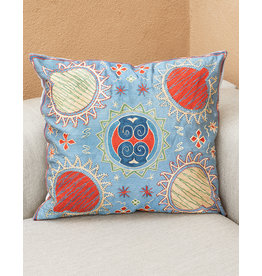 Nazarov Family Pomegranate Pillow Sky