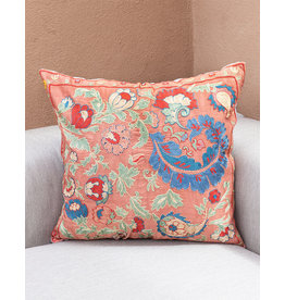 Nazarov Family Arabesque Pillow Rose I