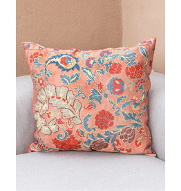 Nazarov Family Arabesque Pillow Rose II