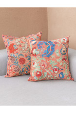 Nazarov Family Arabesque Pillow Rose II