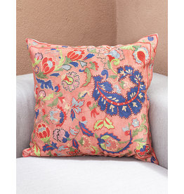 Nazarov Family Arabesque Pillow Rose IV